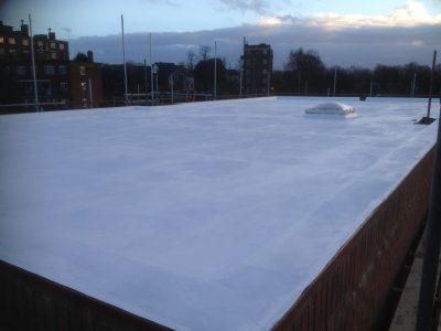Expert Flat Roofing - Asphalt - Commercial