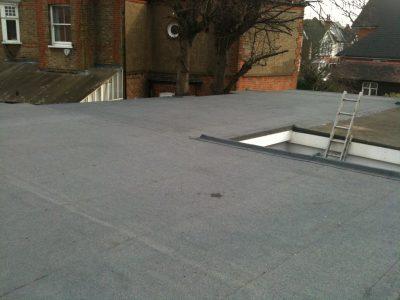 Expert Flat Roofing - Felt School Roof