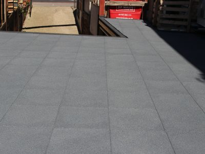 Expert Flat Roofing - Rubber Tiles