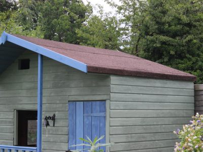 Expert Flat Roofing - Red Felt Roof