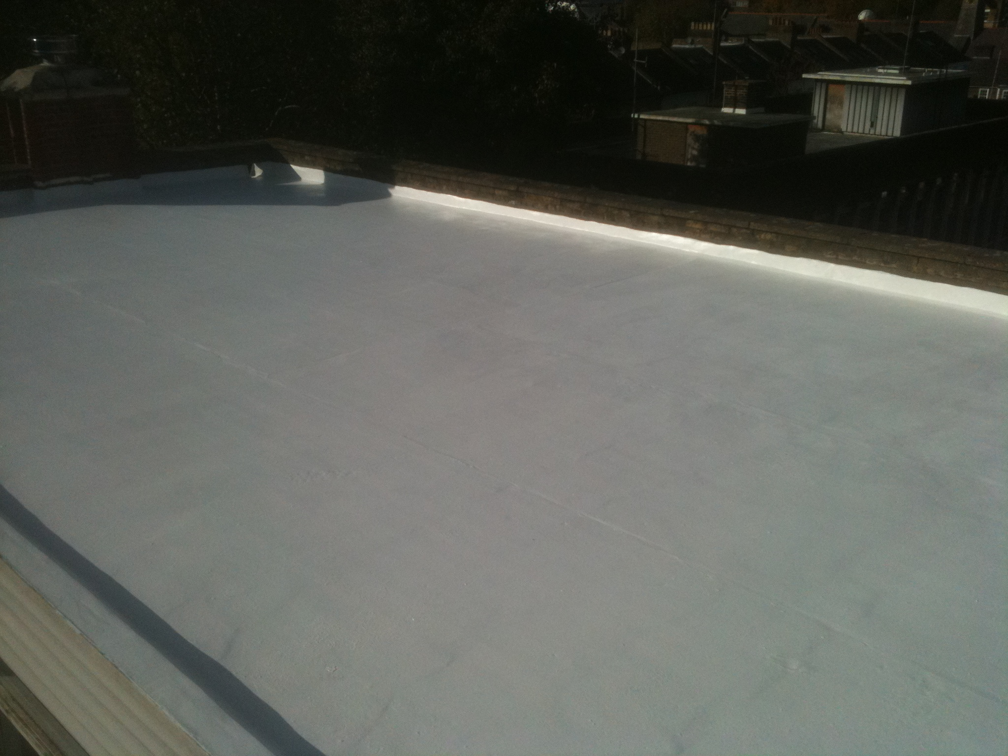 Expert Flat Roofing, new flat roof