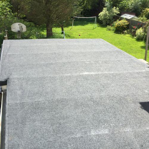 Expert Flat Roofing - Felt Garage