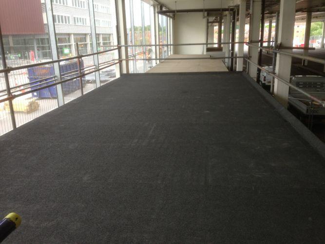 Expert Flat Roofing - Felt Roof - Olympic Stadium