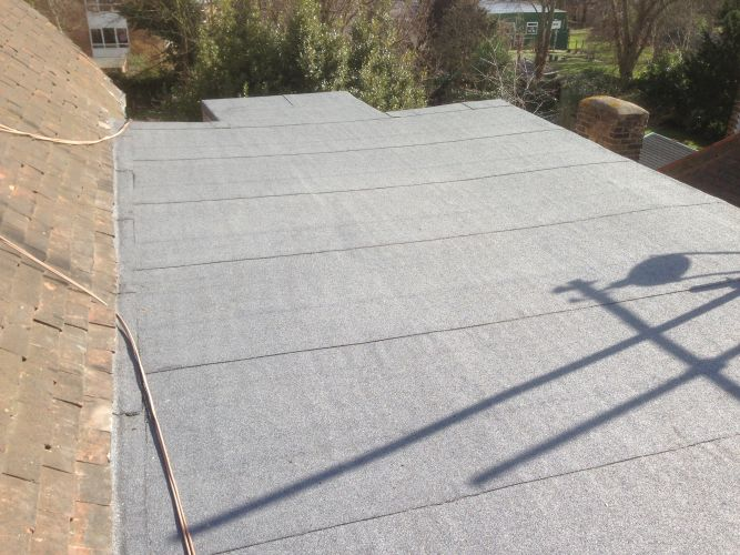 Expert Flat Roofing - Flat Roof 2